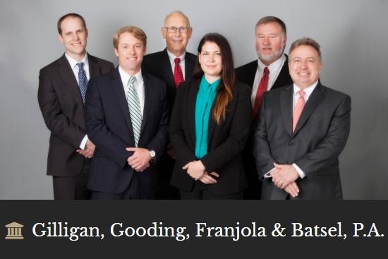 """Robert W  """"Rob"""" Batsel, Jr  - Gilligan, Gooding, Franjola & Batsel, P A"""